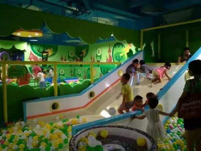 开一个室内儿童游乐场需要什么手续