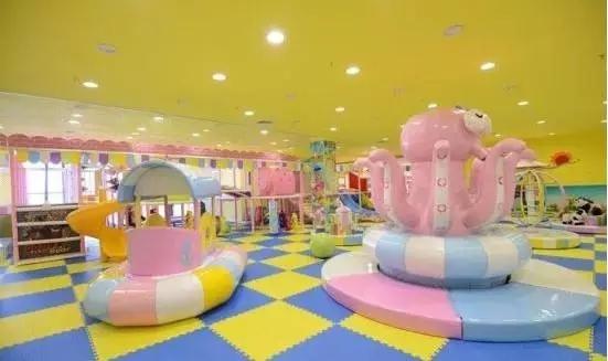 注意 室内儿童游乐园投资运营的这些误区,你知道吗