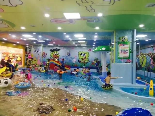 室内儿童水上乐园,儿童游乐行业下一个创业风口