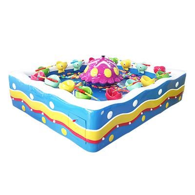 Not scoring jellyfish pond